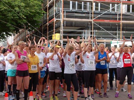 Frauenlauf Heilbronn