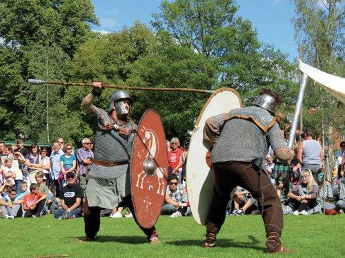 Nagolder Keltenfest