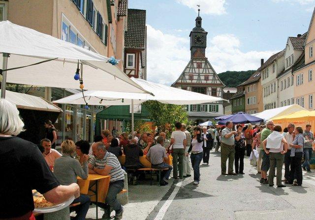 Künzelsauer Stadtfest
