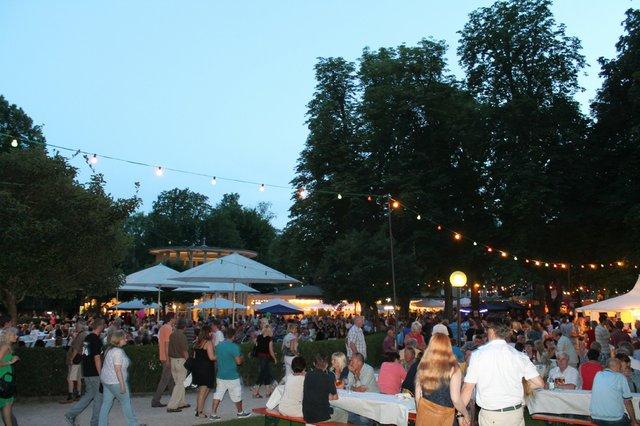 Kurparkfest Bad Mergentheim