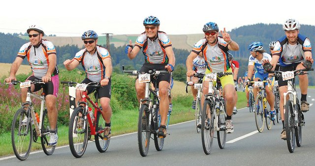 17. Radmarathon Großeicholzheim