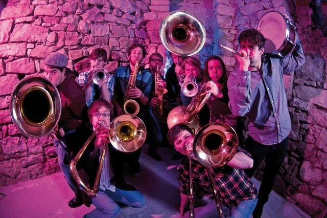 Maddis'son Brass Band