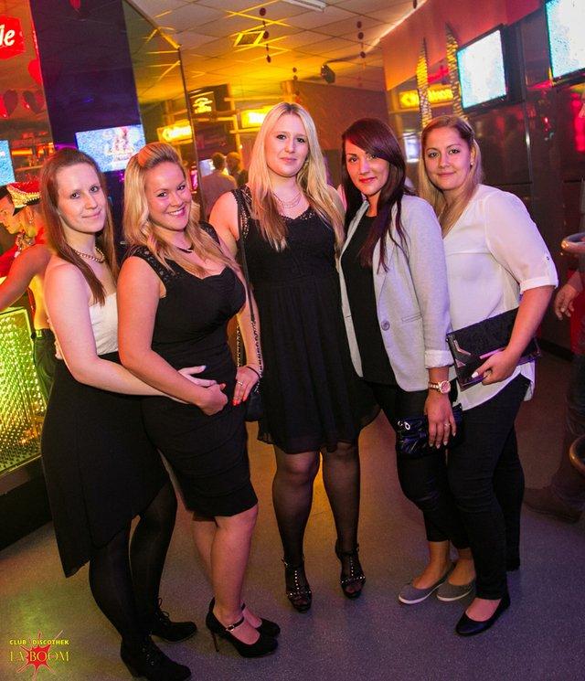 Luxury Ladies Night La Boom