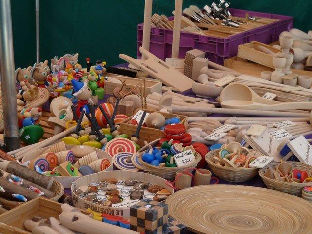 Kunst- und Handwerkermarkt Blaufelden