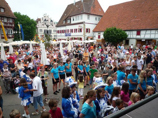 Weinfest Vellberg