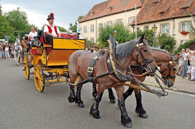 Jacobi-Sommerfest Schrozberg