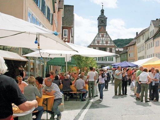 Stadtfest Künzelsau