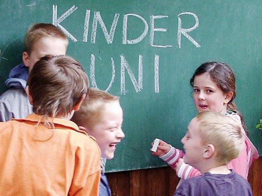 Kinderuniversität Ludwigsburg