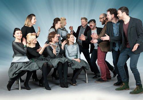 Viva Voce & Latvian Voices