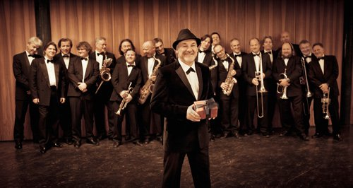Paul Carrack mit der SWR Big Band