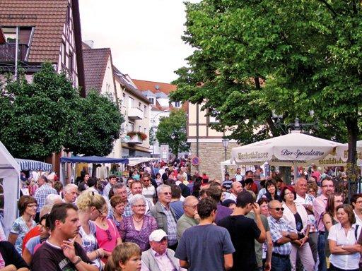 Igersheimer Gassenfest