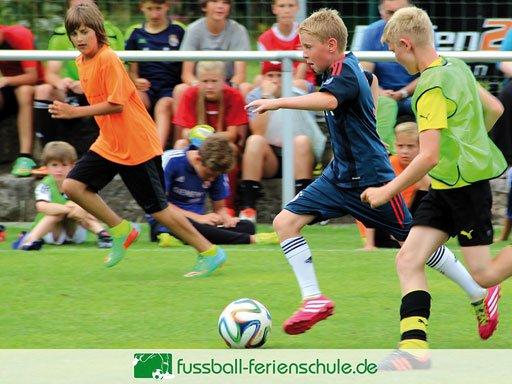 Fußball Ferienschule
