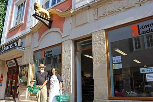 Löwen Laden Tübingen