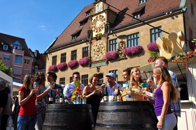 Weindorf Heilbronn