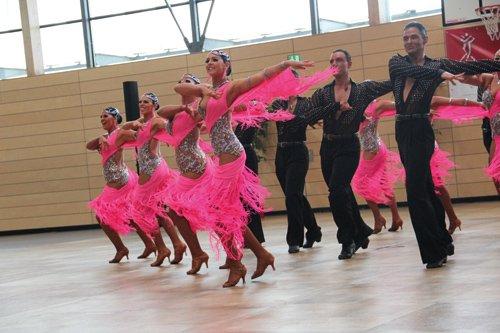 Tanzsportclub Wallhausen