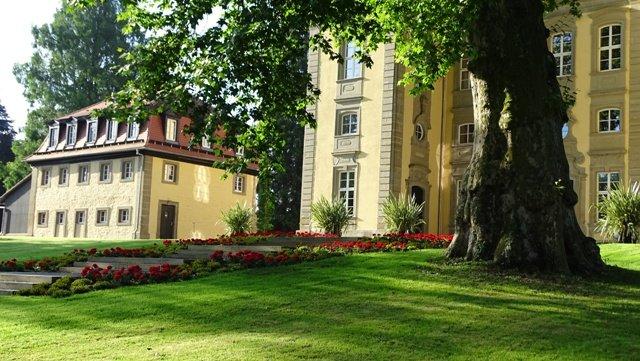 Hofgarten Öhringen