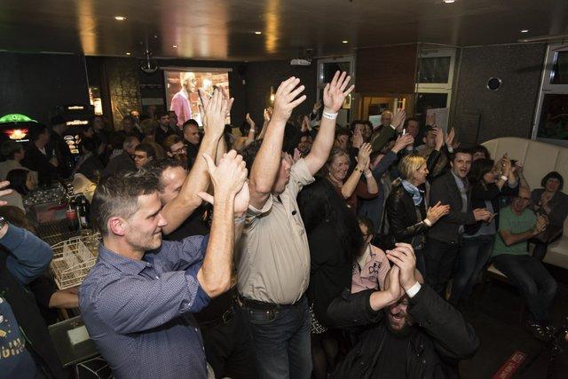 Die Live Nacht Feierte Eine Rauschende Premiere In Backnang