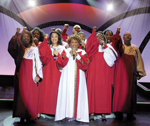 Queen Esther Marrow's The Harlem Gospel Singers Show