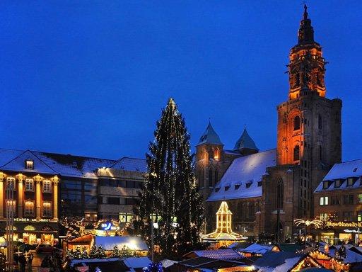 Weihnachtsmarkt Heilbronn