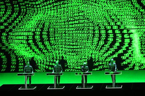 Konzert Kraftwerk