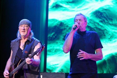 Konzert Deep Purple