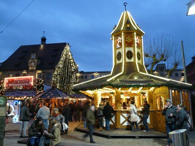 Weihnachtsmarkt Heilbronn.Erstmals Großer Glühweintest Auf Dem Heilbronner Weihnachtsmarkt