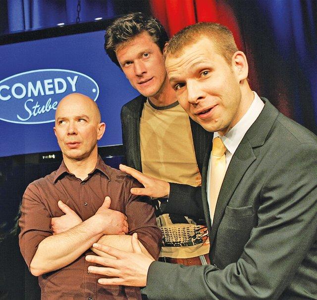 Comedy Stube