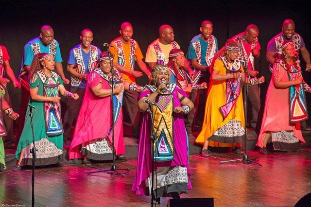 soweto gospel coir