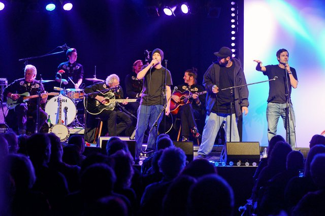 Tribute zu Johnny Cash