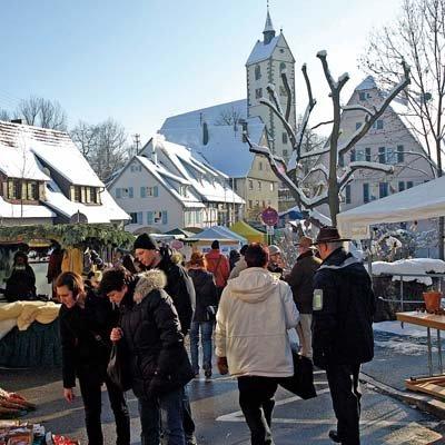 Mössinger Weihnachtsmarkt