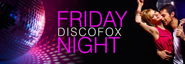 Disco Fox Friday