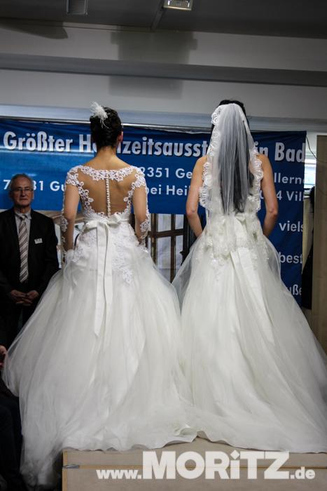Brautmodenschau, Kleider Müller Gundelsheim, 23.01.2016