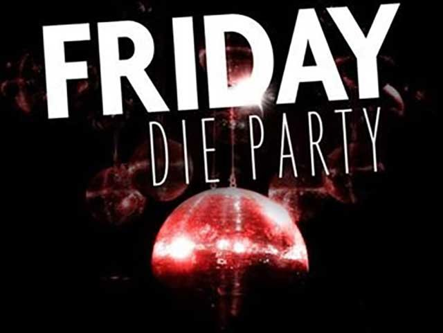 Laube Friday - Die Party