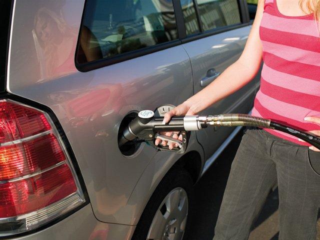 Erdgas tanken